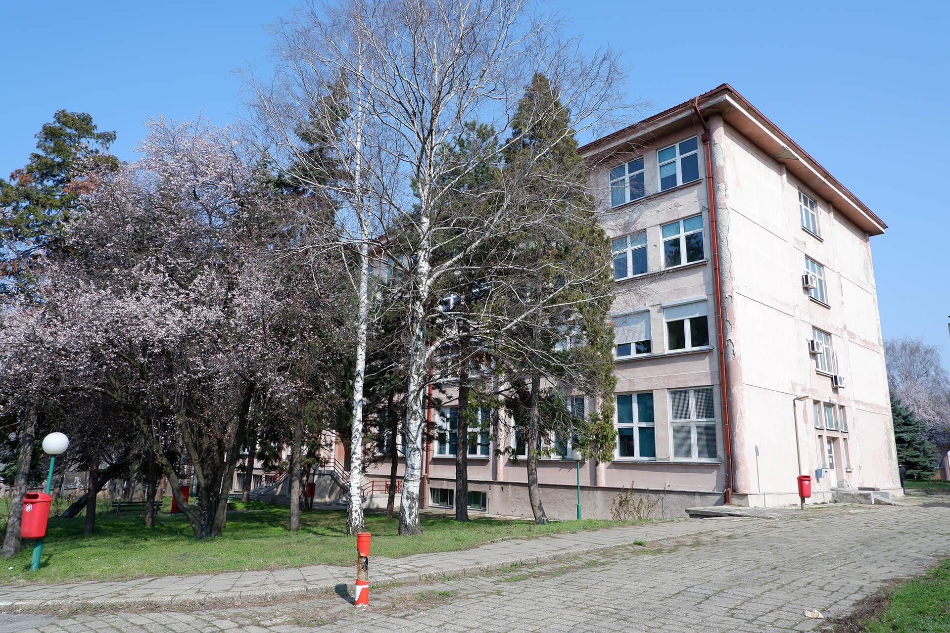Vojnomedicinski Centar Karaburma Cvmu Beograd